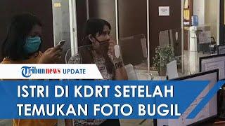 Temukan Foto Bugil Selingkuhan Suami, Seorang Istri di Palembang Dihajar Sampai Babak Belur