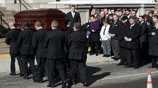 Meryl Streep, Cate Blanchett, Amy Adams at Philip Seymour Hoffman's Funeral! | Feb 2014
