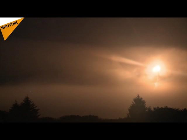 """أمريكا تختبر صاورخ """"ثاد"""" بعد يومين من صاروخ كوريا الشمالية الباليستي"""