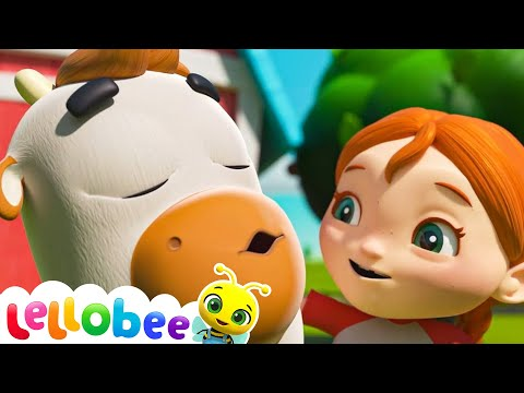 Old Macdonald Song   Brand New Nursery Rhyme & Kids Song -ABCs and 123s    Little Baby Bum