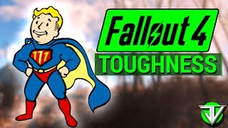 FALLOUT 4: Toughness VS Ballistic Weave (Damage Resistance and Which is Better in Fallout 4!)