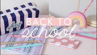 DIY Back To School Supplies | DIY Office Decor And Stationery