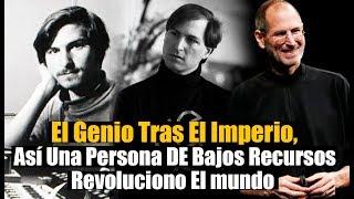 La Inspiradora Historia De Steve Jobs Y El Oscuro Origen De Apple.