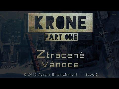 Krone: Part One - Ztracené Vánoce | Český Minecraft Film | SPECIÁL |