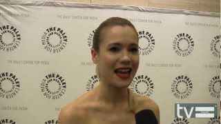 Interview Kristen Hager Paley Center - TV Equals