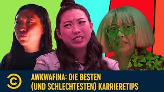Die besten (und schlechtesten) Karrieretips | Awkwafina is Nora from Queens | Comedy Central DE