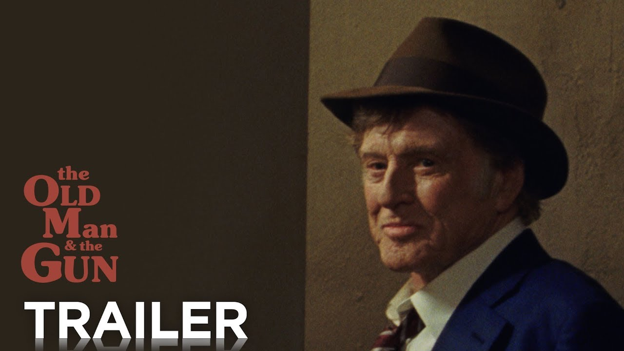 The Old Man & The Gun Trailer 2