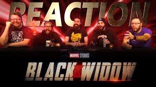 Marvel Studios' Black Widow - Official Teaser Trailer REACTION!!