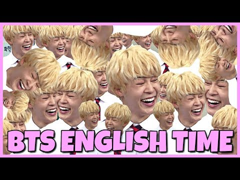 Bts English Time Try Not To Laugh Challenge