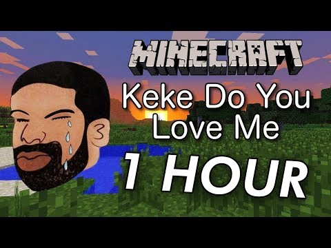 [1 HOUR] Drake - In My Feelings (MINECRAFT PARODY) - 1HourLoop