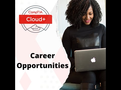 Jobs for Cloud+ Certification - YouTube