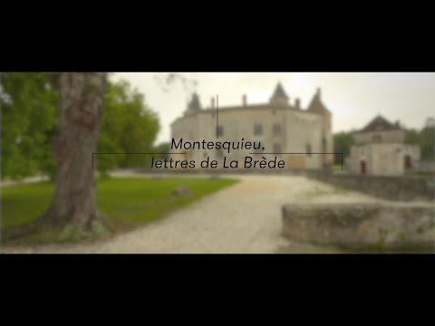 Lettres de La Brède