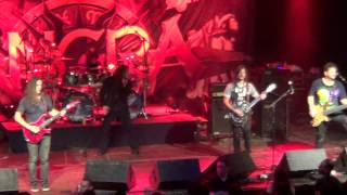 Acid Rain - Angra (with Fabio Lione) - Belo Horizonte - Music Hall 18/05/2014