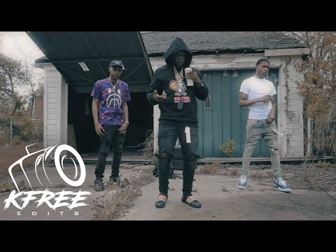 Bands WM x 52 Vell x StillThumbin – Red 50's (Official Video) Shot By @Kfree313