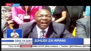 Wanajeshi wa zamani nchini Kenya wataka wakenya kudumisha amani