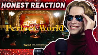 HONEST REACTION to TWICE 「Perfect World」 Music Video