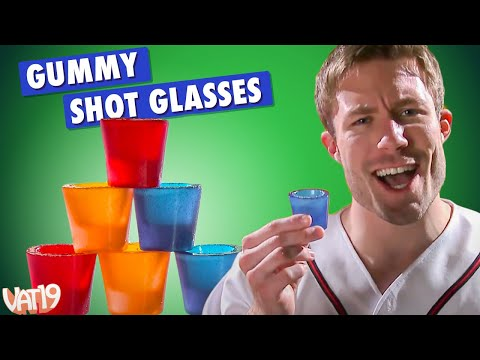 Jello Shots Are Lame: Get Gummy Shots!