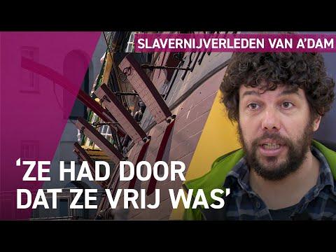 Amsterdam als toevluchtsoord voor een tot slaaf gemaakte vrouw