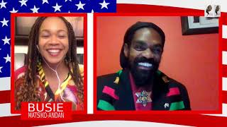 THE AFRICAN DIASPORA GRASSROOTS VOTING WITH JOMO AKONO