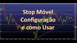 #0 Plataforma Tryd Trader: Stop Móvel - Configurar E Operar