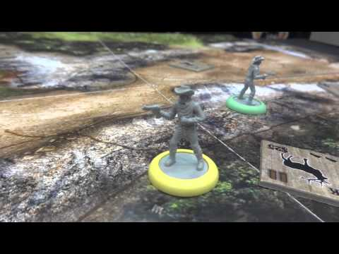 Mr B Games at GTS 2014 with Alien Uprising and Spurs