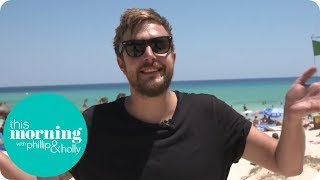 Iain Stirling Has No Idea Where in Mallorca He Is! | This Morning