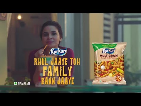 Kurkure Multigrain celebrates the goodness of power grain Ragi in its new TVC