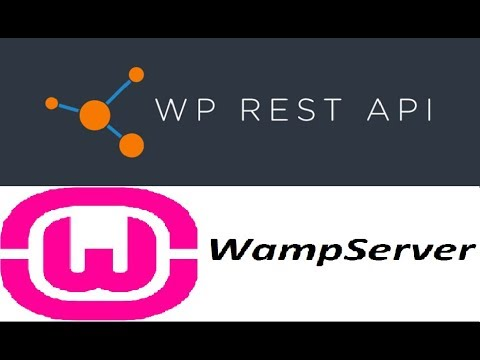 Install Wordpress To Access Wordpress Rest API V2 (wp-json) On Wamp Server Mp3