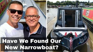 Have We Found Our New Narrowboat? - A Trip to Ortomarine