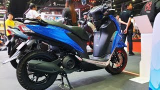 Yamaha FreeGo 125 Cc. 2019