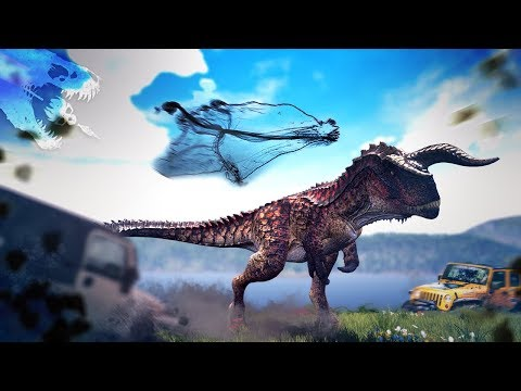 THE TYPE- H CARNO WILL NOT BE CONTAINED! - The Isle - Sounds Of The Hypo Carno, Acro AI? - Gameplay