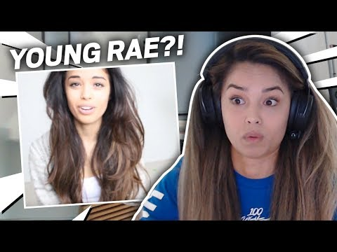 REACTING TO MY DELETED Q&A VIDEO