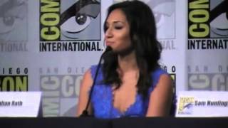 SDCC 2012 Being Human Panel 7 - BeingFans