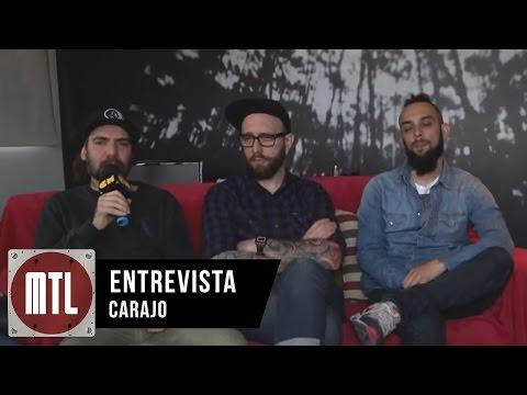 Carajo video Entrevista MTL 2015 - Programa 10 - Temporada 04 -
