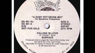 Surface - Falling In Love (Original 12'' Version)