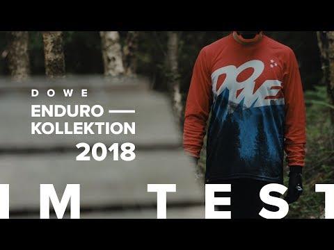 Enduro Bekleidung Made in EU – 2018er DOWE Sportswear Kollektion im Test