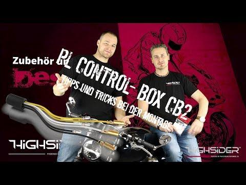 HIGHSIDER PL CONTROL-BOX CB2 für Blinker-Positionslichtschaltung