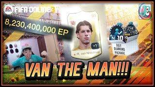~Finally Van Nistelrooy!~ July Diamond Package 2018 Opening - FIFA ONLINE 3