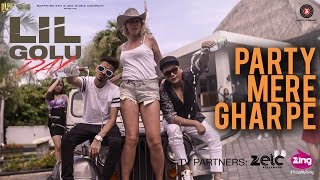 Party Mere Ghar Pe - Official Music Video | Lil Golu & Dr. Love | Artist Immense