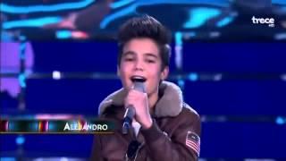 Alejandro Vargas - Humanos A Marte - CONCIERTO 3