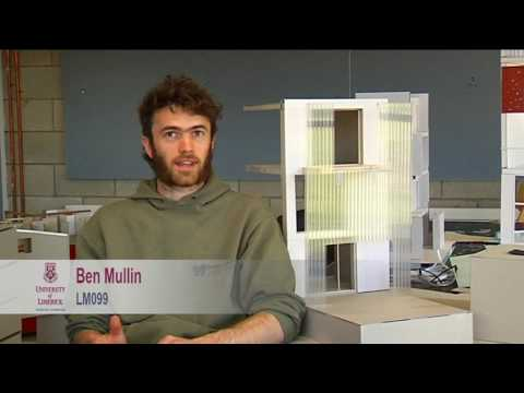 LM099 Bachelor of Architecture - Course Description - University of Limerick - UL