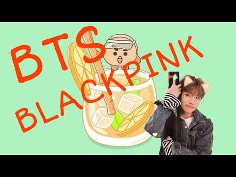 Музыка для флешмоба😍💚🔥| Песни BTS и BLACKPINK💚