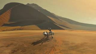 NASA anuncia a Dragonfly, missão a Titã, lua de Saturno