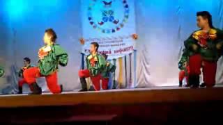 На птичьем дворе Шуточный танец для детей