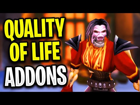 Top 10 Essential Addons You NEED to Get in TBC Classic