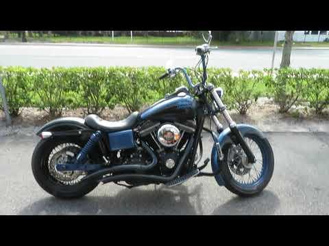 2015 Harley-Davidson Street Bob® in Sanford, Florida - Video 1