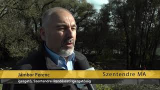 Szentendre MA / TV Szentendre / 2019.11.13.