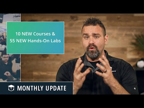 10 NEW Courses & Over 55 NEW Hands-On Labs   Linux Academy ...