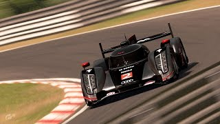GT Sport - Audi R18 TDI - Nordschleife 5.00,432 // ABS only