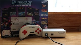 SUPER RETRO-CADE  *The Best Retro Gaming option??* Unboxing and review